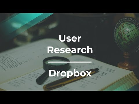 What Is User Research by Dropbox Product Manager