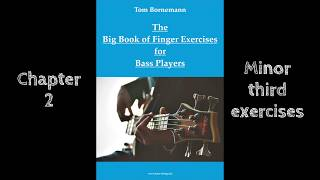 Finger Fitness for Bass-Players - Minor Third exercises