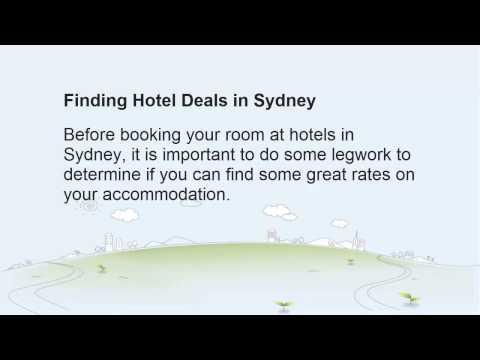 Sydney Cbd Hotel: Tips In Choosing The Best Sydney CBD Accommodation