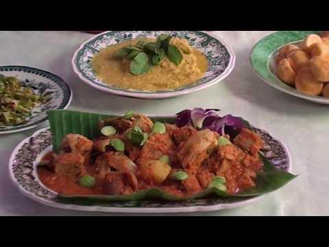 Understanding Eurasian Cooking Tour