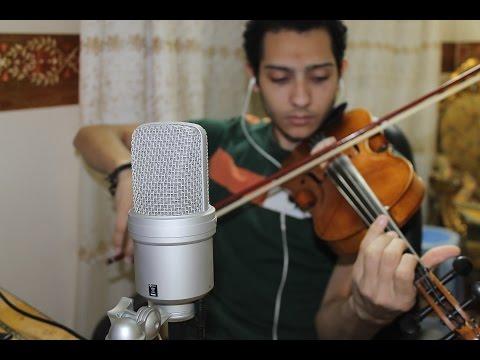 Elissa - Garabt f Mara-Violin Cover By:Mohamed El-Arabiاليسا - جربت ف مرة -موسيقى-محمد العربي