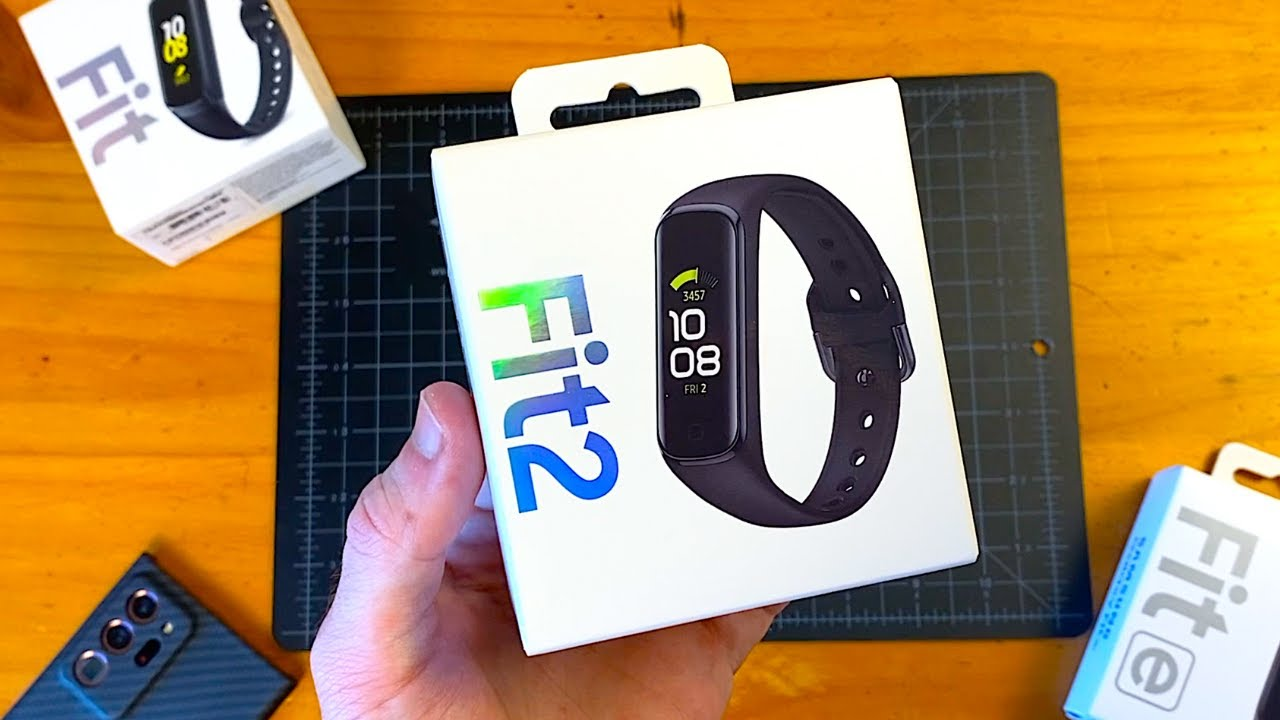 Download Samsung Galaxy Fit 2 (Black) Unboxing & First Impressions!