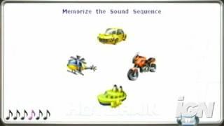 Hot Brain Sony PSP Gameplay - Musical Simon