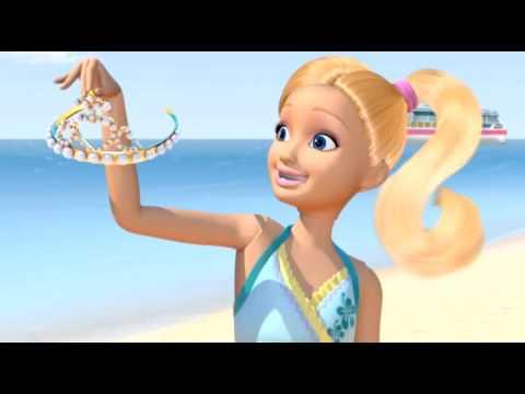 Барби: Жизнь в доме мечты. 17 серия. Пляж сокровищ - YouTube