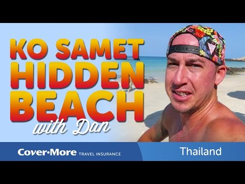 Ko Samet Hidden Beach, Thailand | Cover-More Travel Insurance