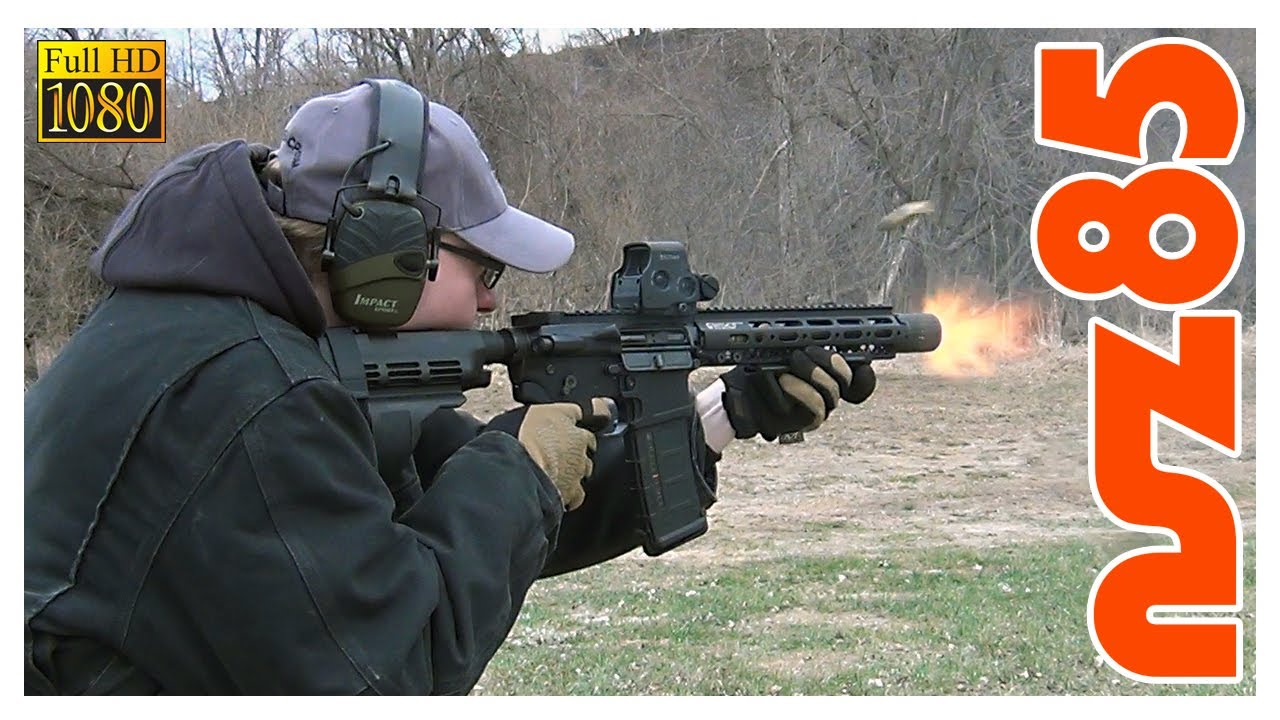 Ar 15 Civ Tactical Fixed My Upper Flawless Shooting Youtube