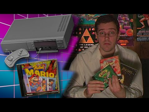 CD-I (Part 1) Hotel Mario - Angry Video Game Nerd - Episode