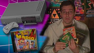 Hotel Mario (CD-I Part 1) - Angry Video Game Nerd (AVGN)