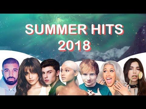 SUMMER HITS 2018 - MASHUP [+100 Songs] - T10MO