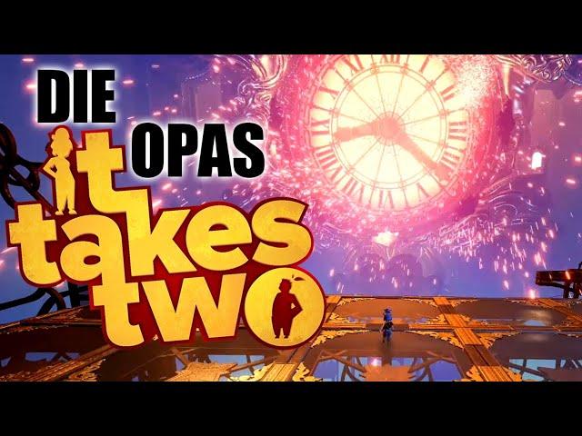 Der Zeiger der Zeit 👴🏻 It Takes Two #10 [Lets Play | Deutsch]