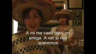 ¿Cómo es? — Tom Blodget (with lyrics)(Cómo es? с переводом: http://entre-amigos.ru/lecciones/canciones/625-como-es.html Другие испанские песни с переводом: ..., 2013-11-02T12:37:24.000Z)