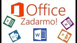 Jak si stáhnout Microsoft Office 2016 ZDARMA! (CZ/SK Tutorial)