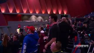 Conference Chaos | 9 News Perth
