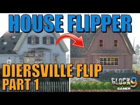 7 Days To Die - A17 House Flipper (Diersville Flip P1)
