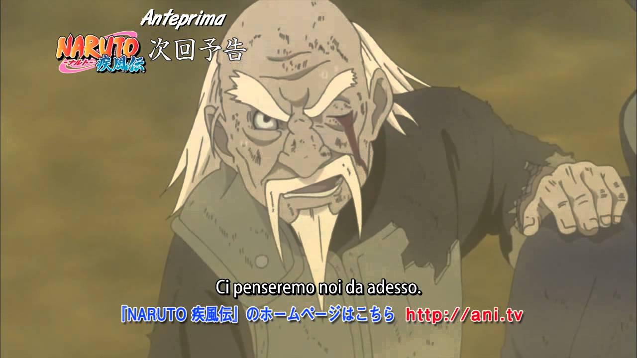 Naruto Shippuden Anticipazioni Episodio 323 YouTube