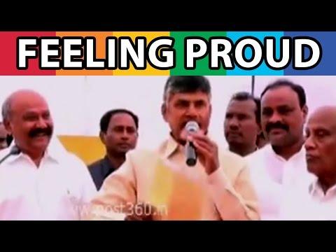 CM Chandrababu Praises GMR Group Chairman Mallikarjuna Rao at Rajam Janmabhoomi Program || Post360