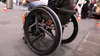 Rollstuhl Soft Rad Stoßdämpfer Federung