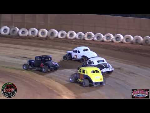 Placerville Speedway Hard Tops Highlights April 20th, 2019