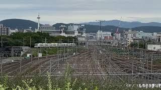 京都鉄道博物館 屋上1
