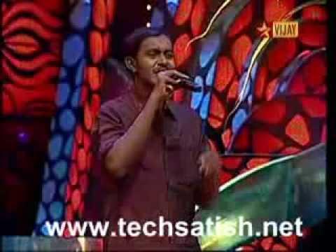 Senthamizh Naatu Thamizhachi - John Vianni in Super Singer 3