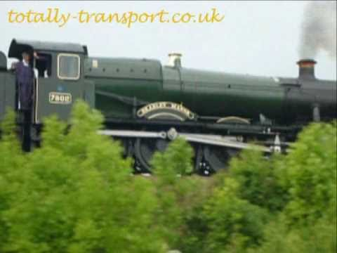 Whistles of UK Steam Locos 3