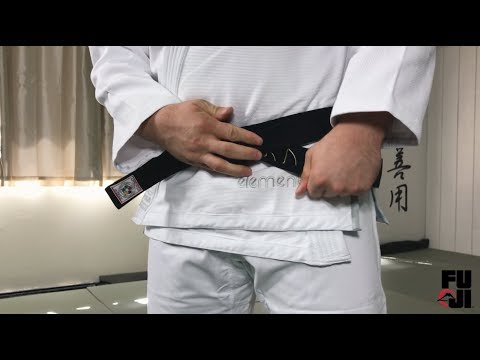 The Best Way to Tie Your BJJ or Judo Belt!