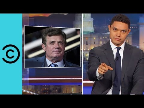 Paul Manafort Is Looking At 15 Years In Prison | The Daily Show