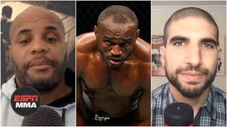 DC & Helwani recap Kamaru Usman's win vs. Jorge Masvidal at UFC 251 | ESPN MMA