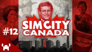 THE DISCOUNT CN TOWER (SimCity: Canada - Ep. 12)
