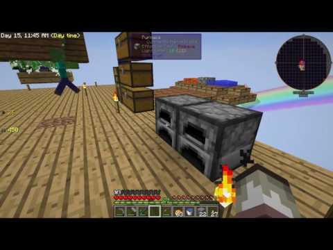 Dansk Minecraft Livestream - Sky Factory 2.5 -  3. playsession (fra 31. maj 2016)