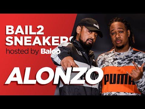 ALONZO – Bail 2 Sneakers
