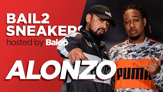 ALONZO - Bail 2 Sneakers