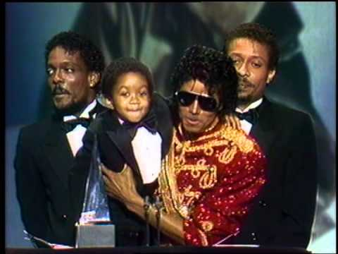 The Best Michael Jackson Holding Grammys