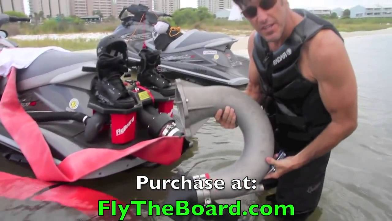 How to Play Flyboard