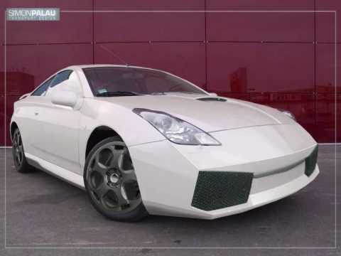 Celica body kit