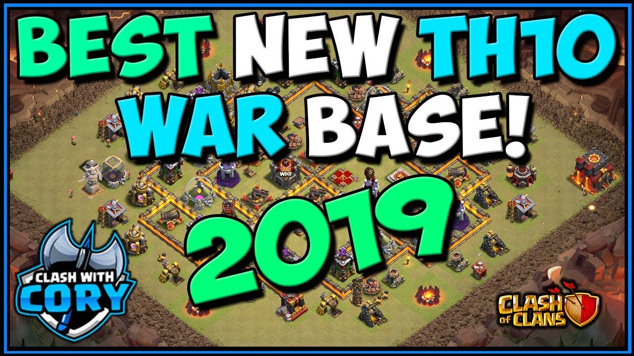 Base War Coc Th 10 Terkuat 2019 11