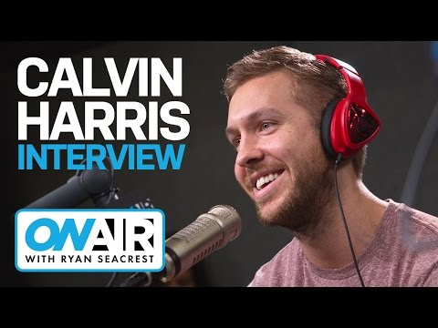 How Calvin Harris Makes a Hit Song | On Air with Ryan Seacrest
