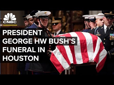 Good Morning Orlando - George H.W. Bush Texas Funeral - Full Video