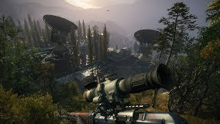Awesome Sniper Stealth Gameplay from FPS Game Sniper Ghost Warrior 3