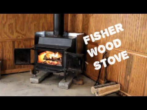 Fisher Wood Stove (Grandpa Bear)