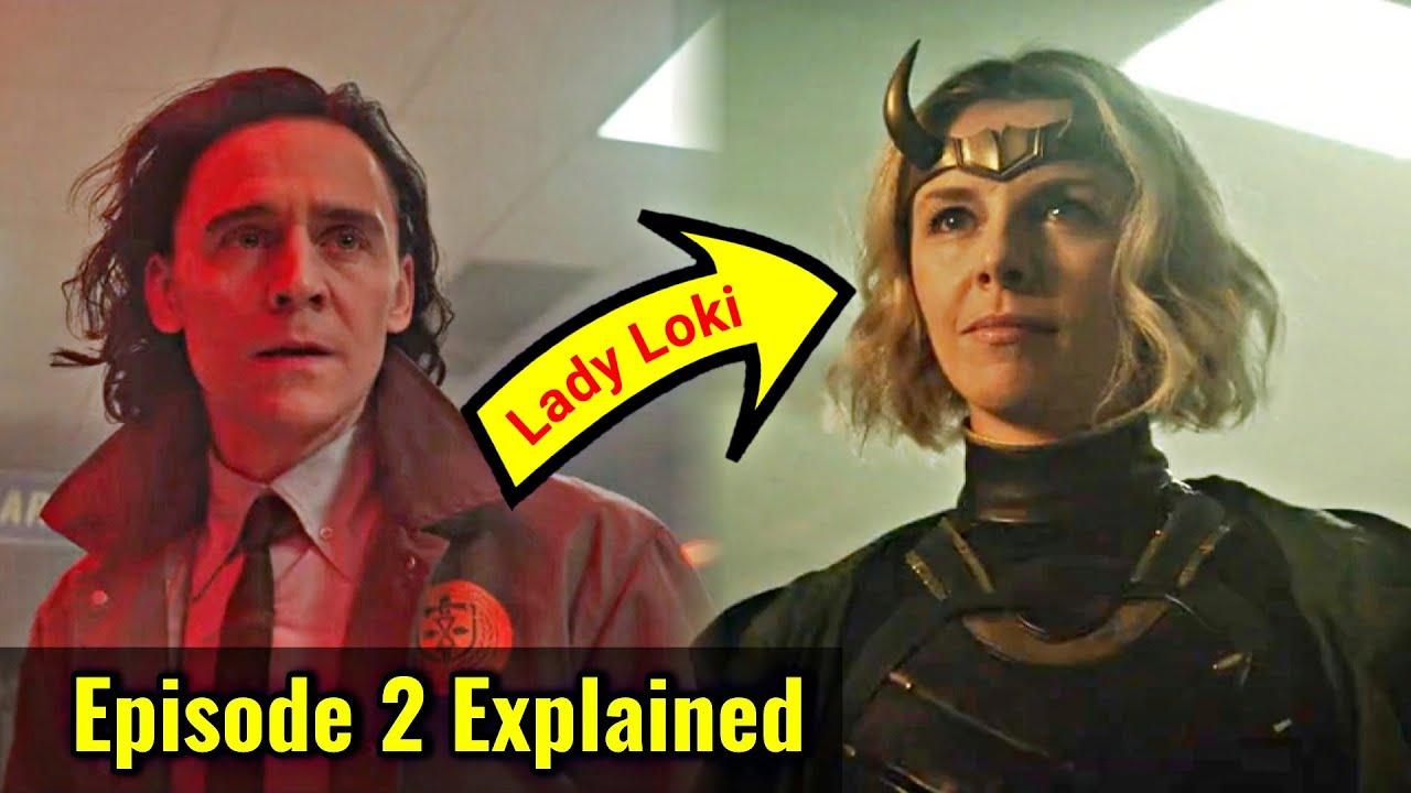 Loki Episode 2 Explained In HINDI   Loki Series Story In HINDI   Loki Series Episode 2 In HINDI