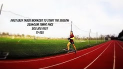 25x400m Track Workout For 5k 10k Events: Explained By Coach Katie During
