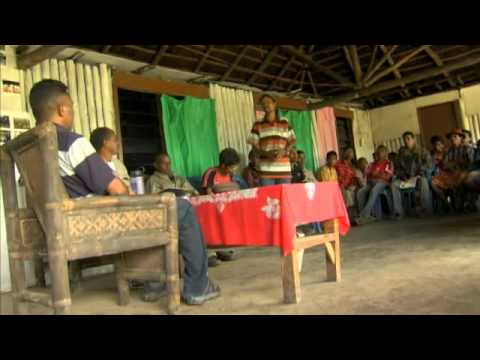 Creating Food Security in Timor Leste