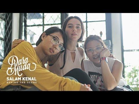 Daramuda - Salam Kenal - Behind The Scene