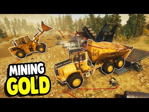 Gold Mine UPDATES with NEW EQUIPMENT & big $$$$ | Gold Rush