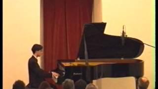 Brahms - Venticinque variazioni e fuga in si bemolle maggiore per pianoforte, op. 24