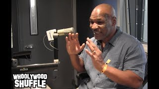 Mike Tyson Shares Story About Crossing Paths with Serial Killer, Talks Mayweather Fight and More