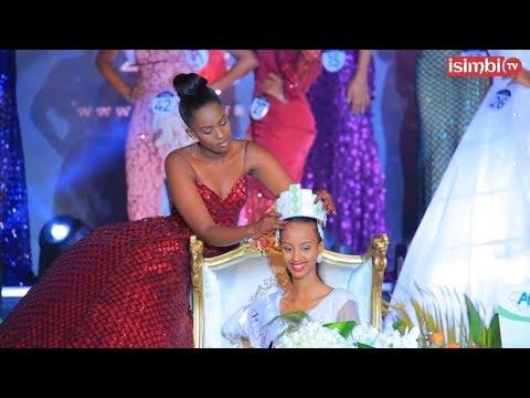 BYARI UDUSHYA: Nishimwe Naomie Yabaye Miss Rwanda 2020||Twaganiriye
