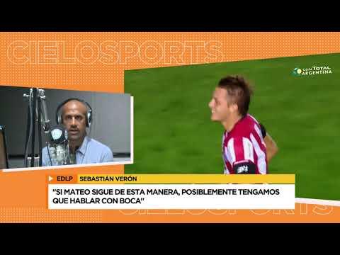 VERÓN HABLÓ SOBRE LA COMPRA DEL PASE DE RETEGUI