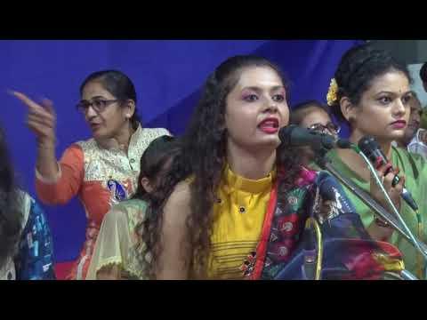 Radha Krishna Ras Mandal  2018  || Navsari II